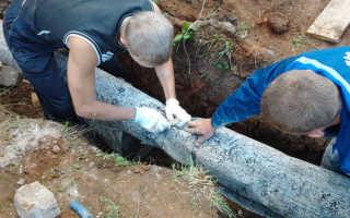 Как утеплить канализацию в земле и в частном доме правильно