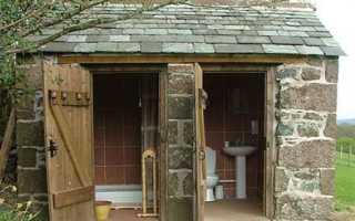 Теплый туалет на даче – варианты утепления, последовательность проводимых работ, альтернативные варианты