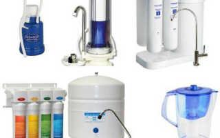 Как выбрать фильтр для воды – виды, различия, особенности очистки, преимущества и недостатки