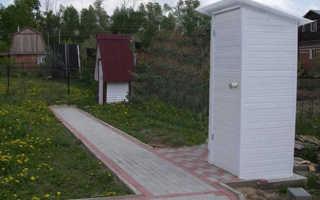 Устройство дачного туалета — конструкция на примерах