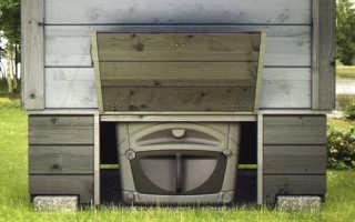 Дачный туалет без выгребной ямы — вполне реально