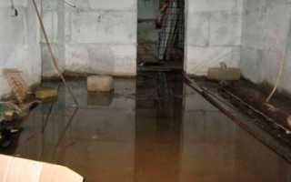 Вода в подвале частного дома – что делать? Решение вопрос – дренаж и изоляция фундамента