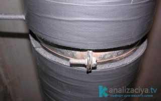 Шумоизоляция канализационных труб своими руками: 4 простых способа