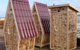 Установка туалета на даче — варианты и примеры строительства