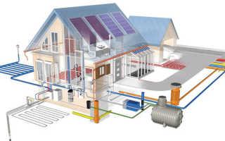 Водопровод и канализация в частном доме — проектирование и прокладка