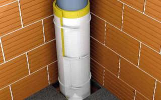 Звукоизоляция труб канализации в квартире своими руками