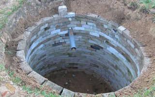 Как сделать выгребную яму своими руками, варианты и примеры