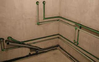 Правильная разводка водопровода в квартире – варианты разводки и правила монтажа