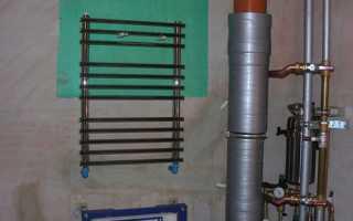 Шумоизоляция канализационного стояка – новые методы и материалы