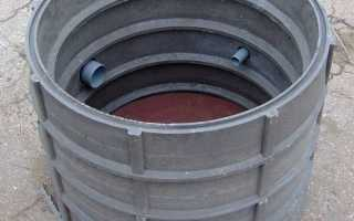 Пластиковые канализационные кольца — преимущества современных материалов