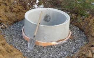 Выгребная яма — санитарные нормы расстояния от дома, колодца и скважины