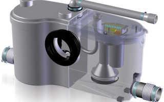 Насос измельчитель для унитаза — практичное устройство для дома
