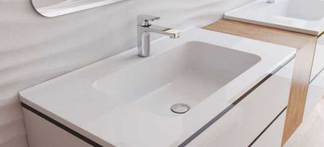 Какие бывают размеры раковины для ванной комнаты – выбираем ширину, высоту, глубину умывальника
