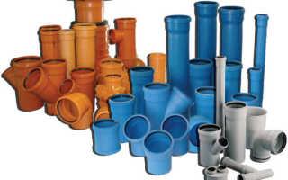 Диаметр канализационной трубы для частного дома — какие бывают, какой выбрать
