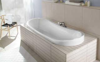 Установка ванны своими руками – варианты монтажа ванны из разных материалов