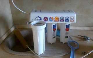 Как поменять фильтр для воды – все, что нужно знать о замене