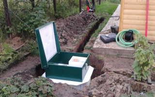 Канализация на даче без откачки — варианты устройства своими руками