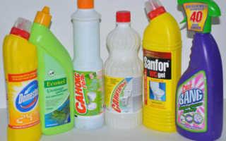 Средство для прочистки канализационных труб — какое выбрать и как прочистить