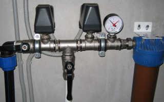 Датчик давления воды в системе водоснабжения – назначение, выбор, установка, регулировка
