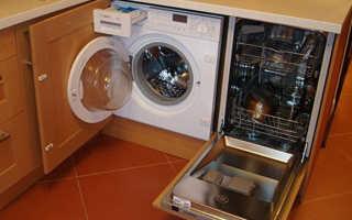 Подключение посудомоечной машины к канализации — правильная схема