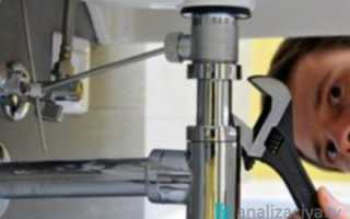 Как и чем прочистить канализационную трубу от жира?