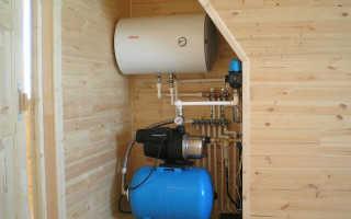 Как сделать водоснабжение частного дома – выбор оборудования, правила монтажа