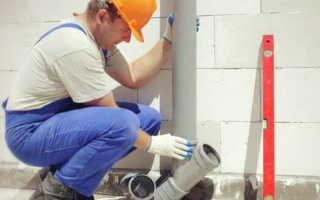 Система канализации в многоквартирном доме — нормы и правила
