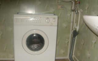 Как подключить слив стиральной машины, как сделать это правильно