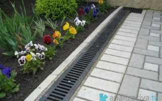 Устройство дренажной системы водоотвода от фундамента зданий: материалы и этапы работ