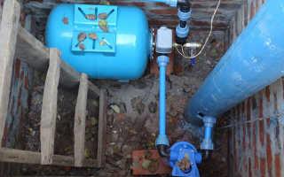 Как провести воду в дом из скважины – важные нюансы