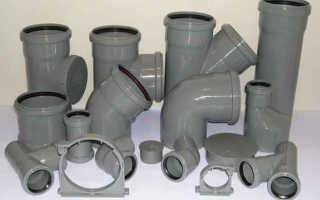 Соединение труб канализации — как соединить своими руками