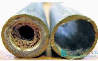 Как и чем пробить трубу канализации?