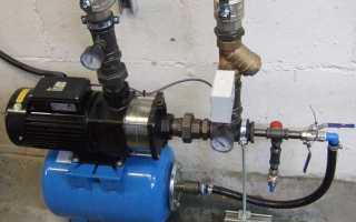 Как выбрать и установить насос для повышения давления воды – важные нюансы
