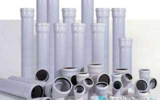 Канализационная труба 100 мм: как выбрать и цена