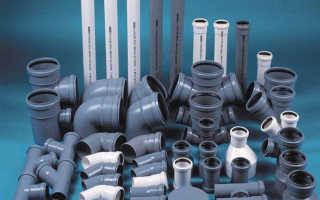 Материал канализационных труб — какие бывают, какие лучше