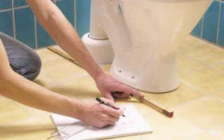 Монтаж унитаза своими руками — последовательность установки унитазов с прямым, косым и вертикальным выпуском