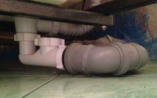 Почему пахнет канализацией в ванной, как избавиться от запаха