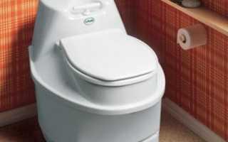 Дачный туалет без выгребной ямы: устройство и особенности предлагаемых моделей