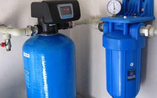 Обезжелезивание воды из скважины – какой вариант выбрать, установка системы очистки своими руками