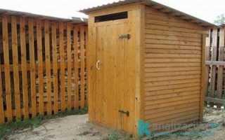 Туалет на даче с выгребной ямой: устройство, виды и цена