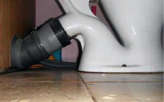 Подсоединение унитаза к канализации — типы унитазов по способу подсоединения к канализации