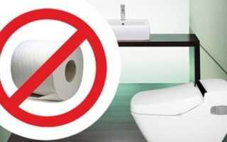 Можно ли бросать туалетную бумагу в септик – отвечает специалист