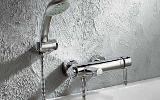 Как выбрать смеситель для ванной с душем – виды, преимущества и недостатки, советы по выбору