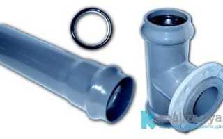 Труба канализационная 200 мм: как выбрать и цена