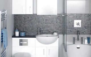 Какой дизайн совмещенного санузла лучше сделать – идеи интерьера ванной комнаты с туалетом