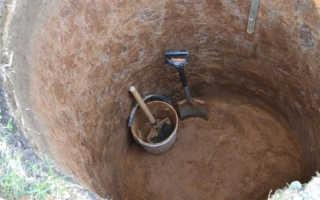 Выгребная яма на даче своими руками, устройство по правилам