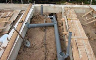 Схема канализации в частном доме своими руками — примеры реализации