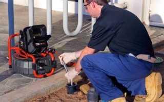 Видеодиагностика канализационных труб: что это и для чего она нужна?