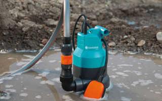 Дренажный насос для грязной воды — какой лучше, поверхностный или погружной