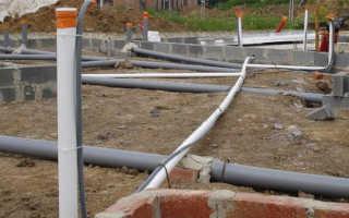 Проект канализации в частном доме — что необходимо учесть